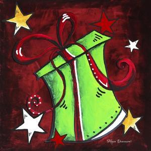 Green Present by Megan Aroon Duncanson