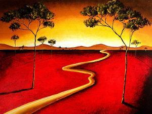 Highway Of Dreams by Megan Aroon Duncanson