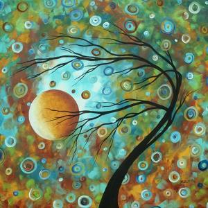 Huge Pinwheels Sky by Megan Aroon Duncanson