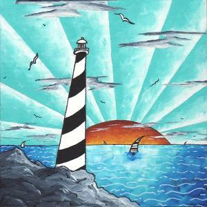 Light House by Megan Aroon Duncanson