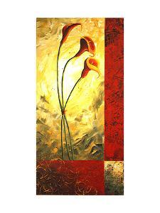 Lily Trio by Megan Aroon Duncanson