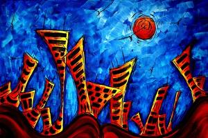 Lost In The City II by Megan Aroon Duncanson