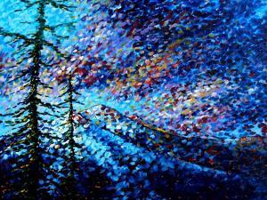 Mountain Glory by Megan Aroon Duncanson
