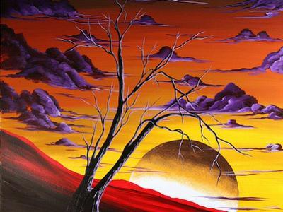 Mysterious Eve by Megan Aroon Duncanson