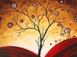 Red Dreams by Megan Aroon Duncanson
