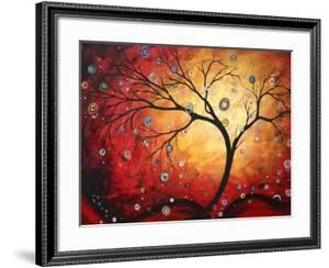 Red Halo by Megan Aroon Duncanson