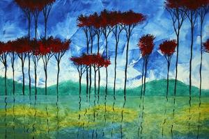 Reflective Beauty by Megan Aroon Duncanson