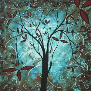 Romantic Evening by Megan Aroon Duncanson