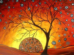 Setting Circle by Megan Aroon Duncanson