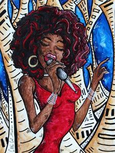 Singin In The Streets by Megan Aroon Duncanson