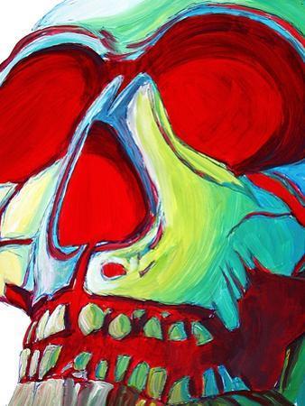 Skull by Megan Aroon Duncanson