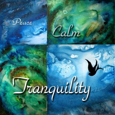 Tranquility by Megan Aroon Duncanson