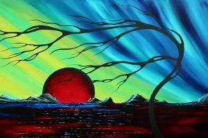 Tree Moon Solitude by Megan Aroon Duncanson