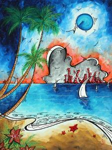 Tropical Vacation by Megan Aroon Duncanson