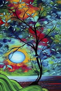 Under the Light of the Blue Moon I by Megan Aroon Duncanson