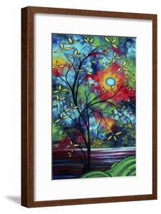 Under the Light of the Blue Moon II by Megan Aroon Duncanson