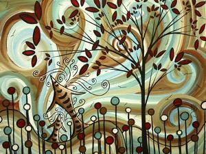Venturing Out by Megan Aroon Duncanson