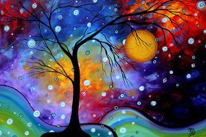 Winter Sparkle by Megan Aroon Duncanson