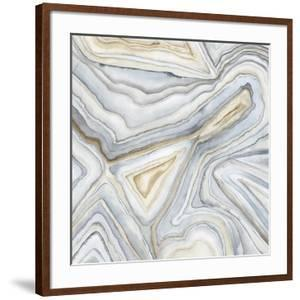 Agate Abstract I by Megan Meagher