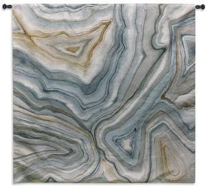 Agate Abstract II Wall Tapestry - Large by Megan Meagher