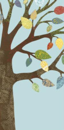 Arbor Patterns I by Megan Meagher