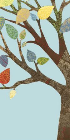 Arbor Patterns II by Megan Meagher