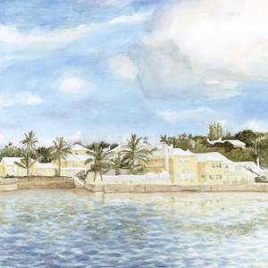 Bermuda Shore II by Megan Meagher