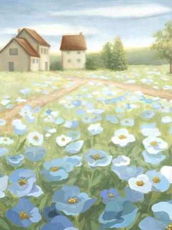Blue Meadow by Megan Meagher