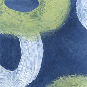Blue Revolution I by Megan Meagher