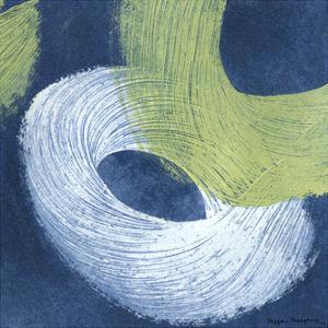 Blue Revolution IV by Megan Meagher