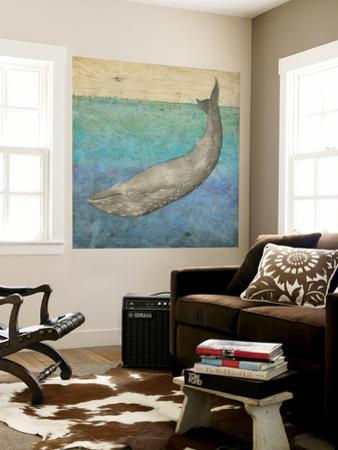 Diving Whale I