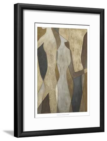 Abstract Art Tall Vertical