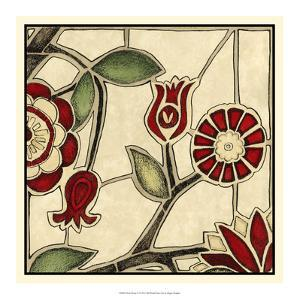 Floral Mosaic II by Megan Meagher