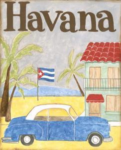 Havana by Megan Meagher