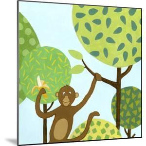 Jungle Fun I by Megan Meagher