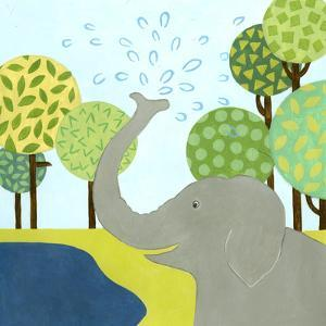 Jungle Fun II by Megan Meagher
