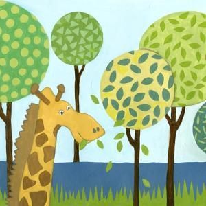 Jungle Fun III by Megan Meagher