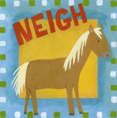 Neigh by Megan Meagher