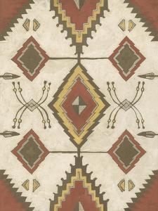 Non-Embellished Native Design I by Megan Meagher