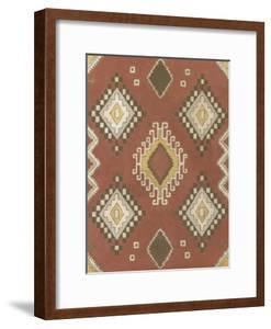 Non-Embellished Native Design II by Megan Meagher