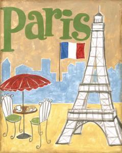 Paris by Megan Meagher