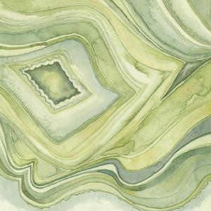 Pastel Agate IV by Megan Meagher