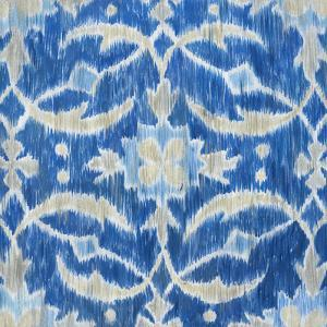 Royal Ikat I by Megan Meagher