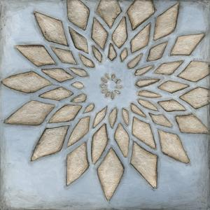 Silver Filigree I by Megan Meagher