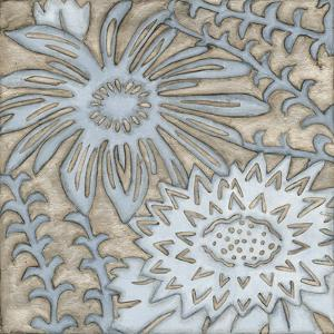 Silver Filigree III by Megan Meagher
