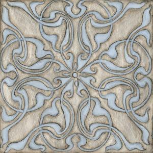 Silver Filigree V by Megan Meagher