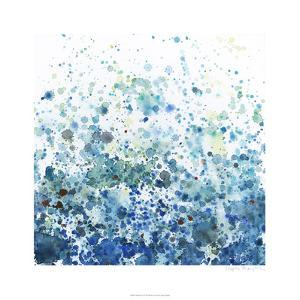 Speckled Sea I by Megan Meagher