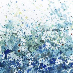 Speckled Sea II by Megan Meagher