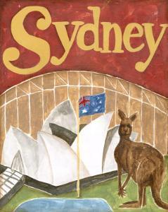 Sydney by Megan Meagher
