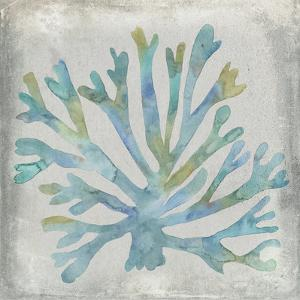 Watercolor Coral I by Megan Meagher